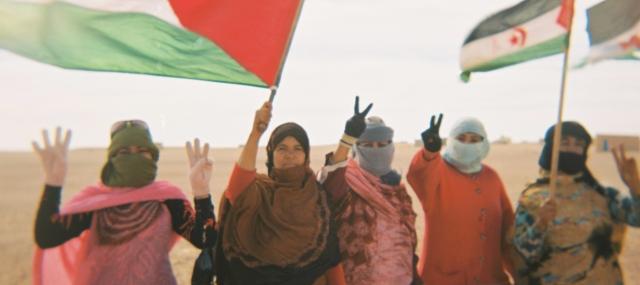 Resultado de imagen de peuple saharauis refuge